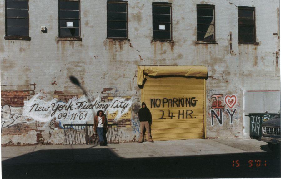 Wspomnienia częstochowskich świadków zamachów na World Trade Center 11