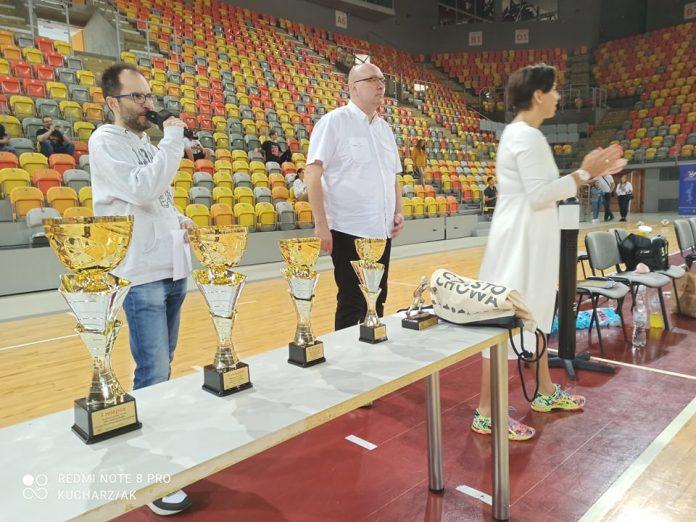 Siatkarki KS Częstochowianki zorganizowały międzynarodowy turniej. Wygrały Czeszki z Ostrawy 7