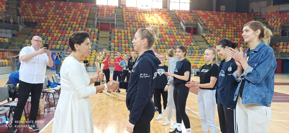 Siatkarki KS Częstochowianki zorganizowały międzynarodowy turniej. Wygrały Czeszki z Ostrawy 2