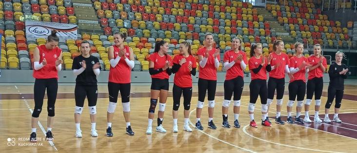 Siatkarki KS Częstochowianki zorganizowały międzynarodowy turniej. Wygrały Czeszki z Ostrawy 5