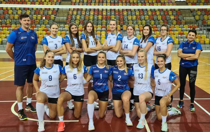 Siatkarki Częstochowianki drugie na turnieju w Mielcu. Wygrały też sparing w Wieliczce 3