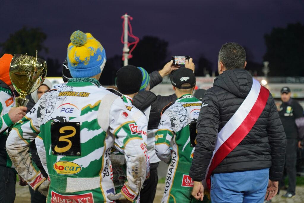 Juniorzy Bocar Włókniarz Częstochowa zdobyli złoto DMPJ 26