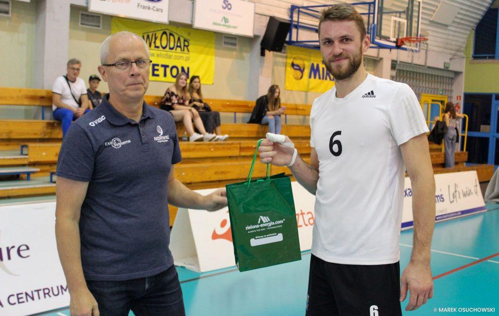 Siatkarze Exact Systems Norwid Częstochowa wygrali Puchar zielona-energia.com!!! 4