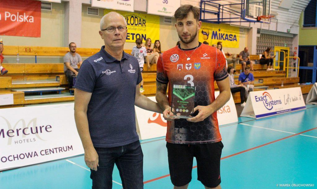 Siatkarze Exact Systems Norwid Częstochowa wygrali Puchar zielona-energia.com!!! 3