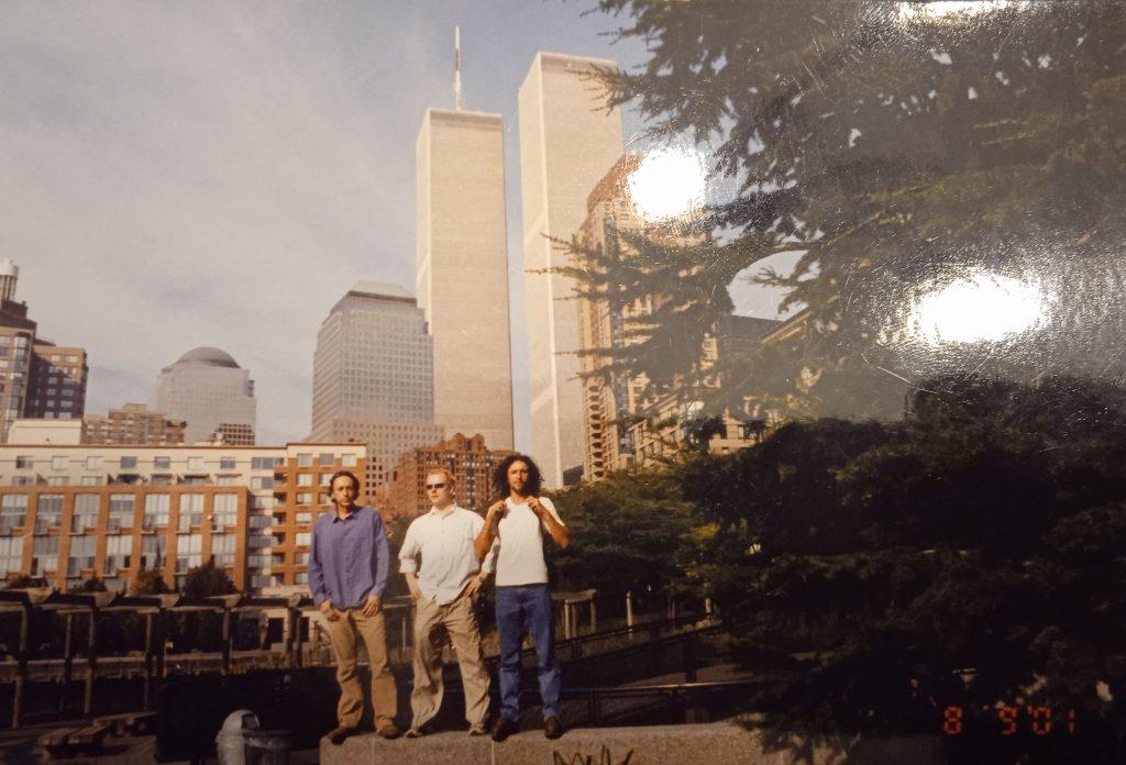 Wspomnienia częstochowskich świadków zamachów na World Trade Center 10