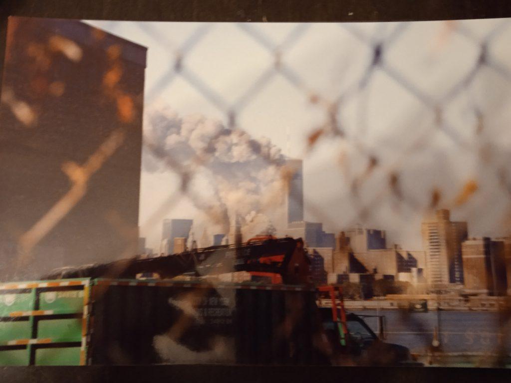 Wspomnienia częstochowskich świadków zamachów na World Trade Center 6