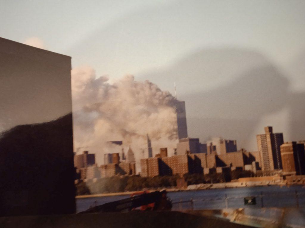 Wspomnienia częstochowskich świadków zamachów na World Trade Center 7