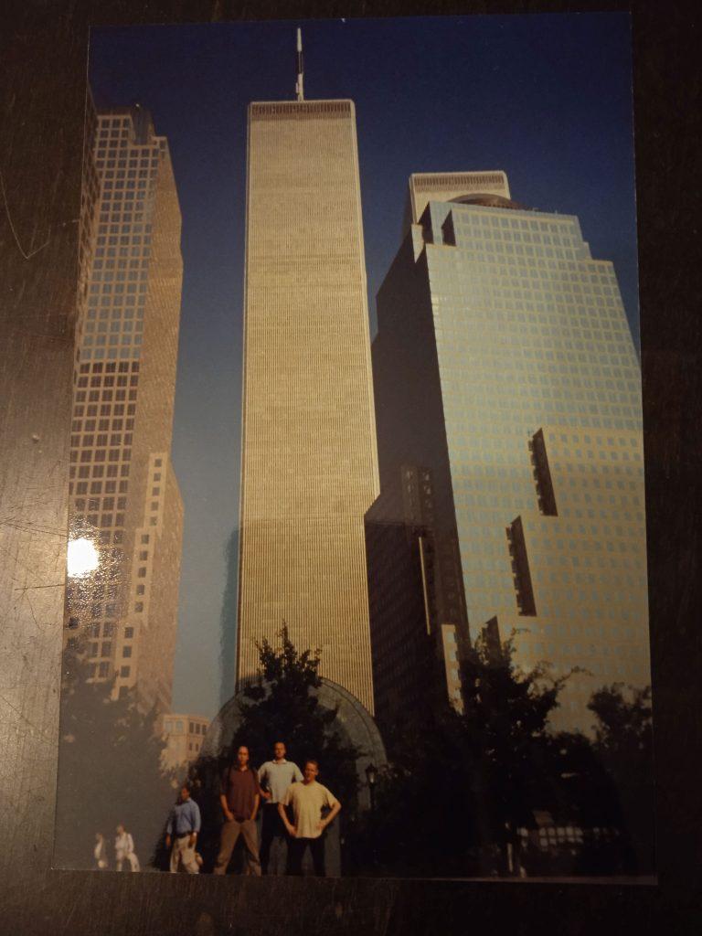 Wspomnienia częstochowskich świadków zamachów na World Trade Center 4