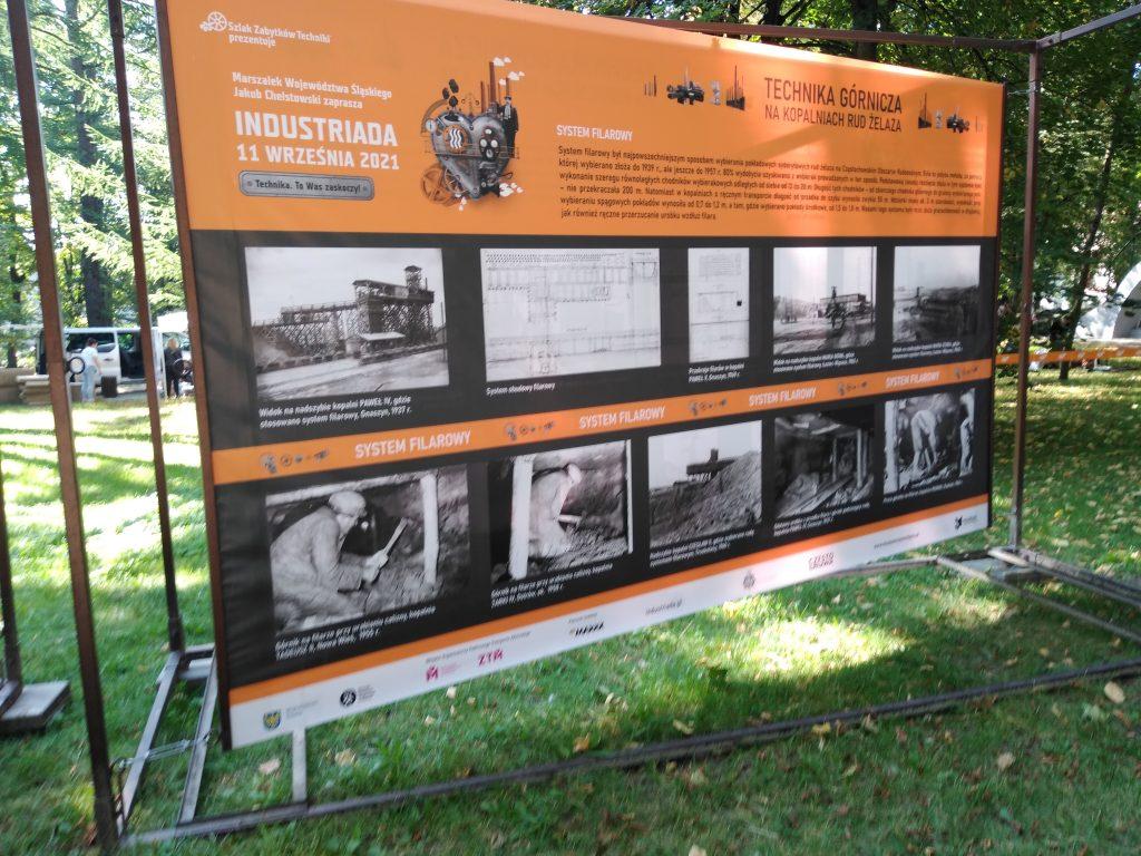 Trwa Industriada. Zobacz, jakie atrakcje przygotowano w częstochowskim parku 36