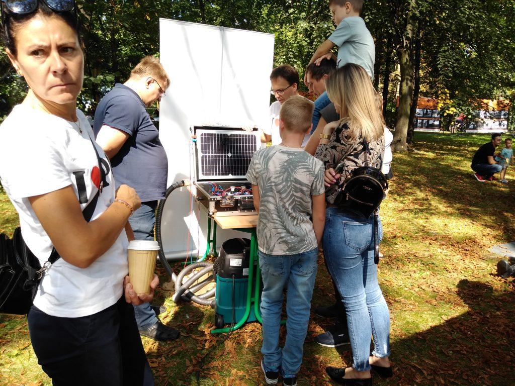 Trwa Industriada. Zobacz, jakie atrakcje przygotowano w częstochowskim parku 9