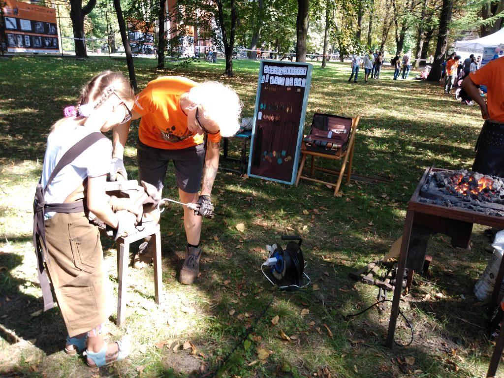 Trwa Industriada. Zobacz, jakie atrakcje przygotowano w częstochowskim parku 5