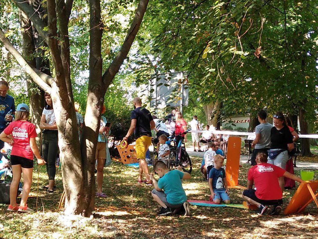 Trwa Industriada. Zobacz, jakie atrakcje przygotowano w częstochowskim parku 3