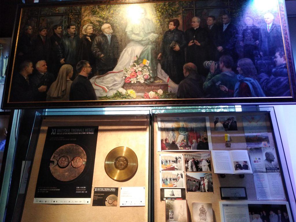 Jubileusz Muzeum Monet i Medali Jana Pawła II 18