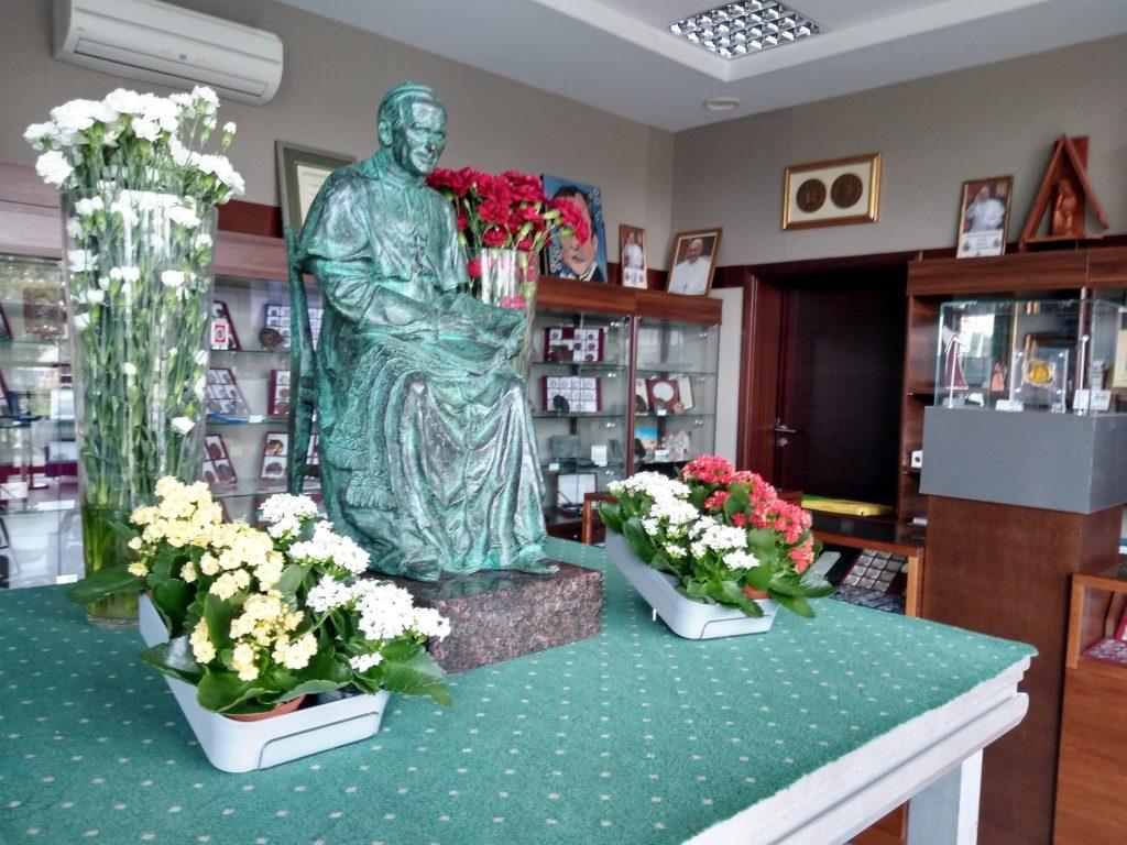 Jubileusz Muzeum Monet i Medali Jana Pawła II 13