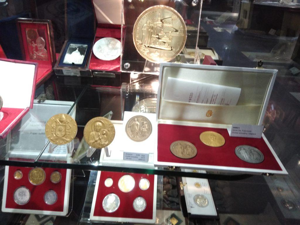 Jubileusz Muzeum Monet i Medali Jana Pawła II 11