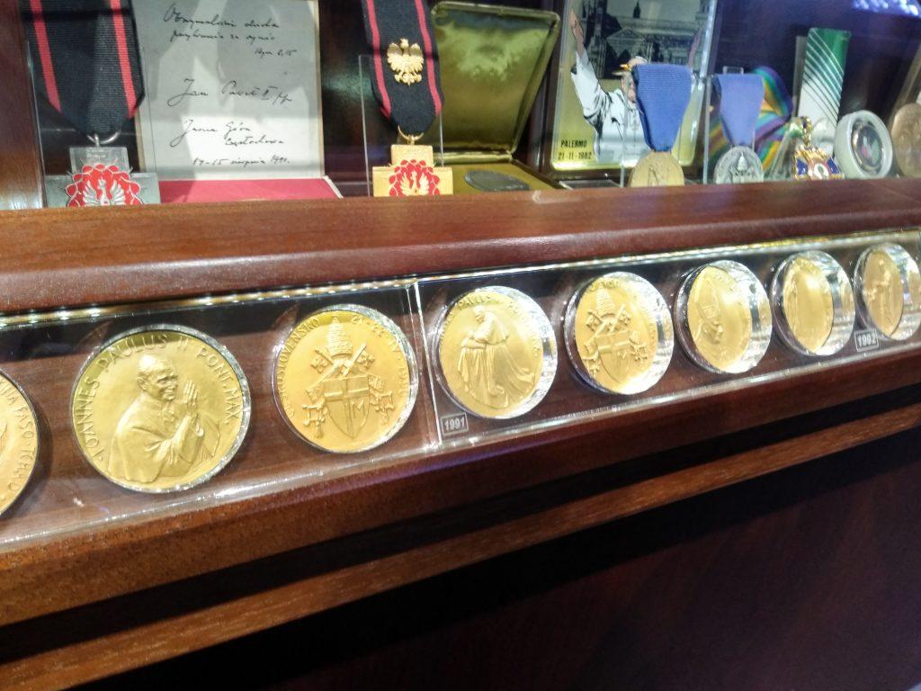 Jubileusz Muzeum Monet i Medali Jana Pawła II 22
