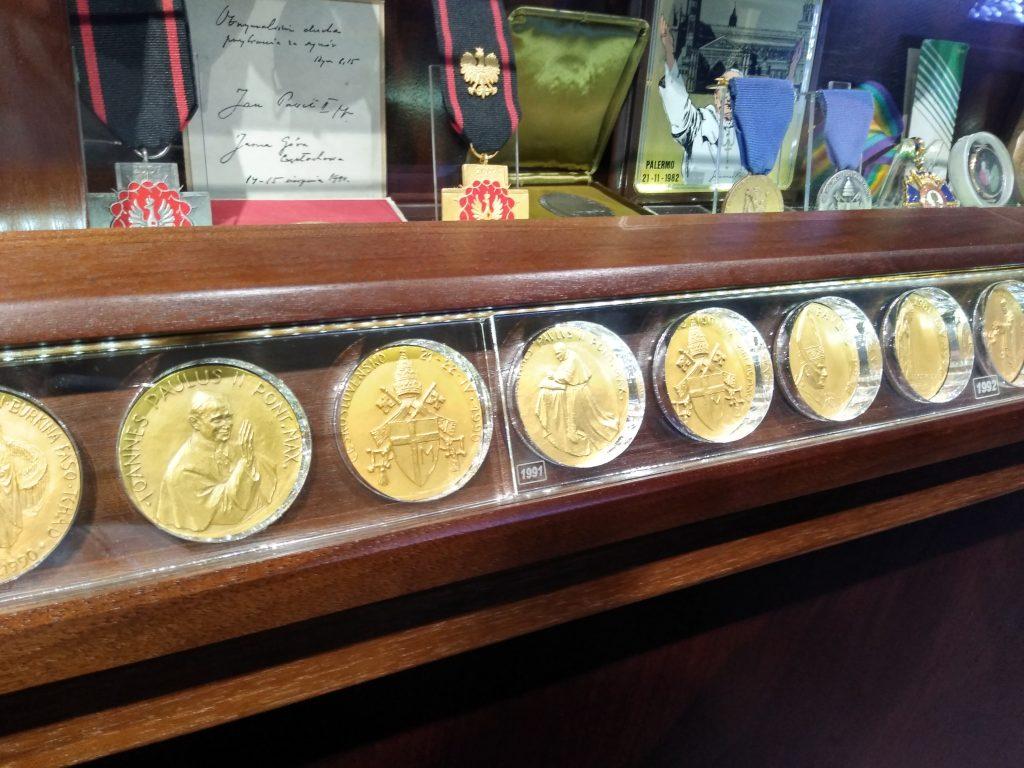 Jubileusz Muzeum Monet i Medali Jana Pawła II 9