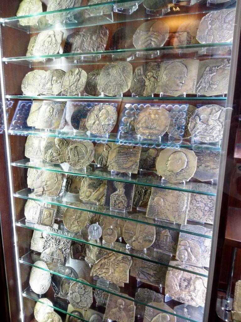 Jubileusz Muzeum Monet i Medali Jana Pawła II 3