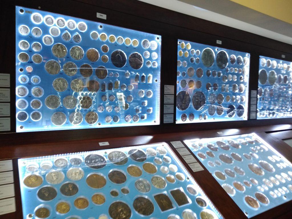 Jubileusz Muzeum Monet i Medali Jana Pawła II 1