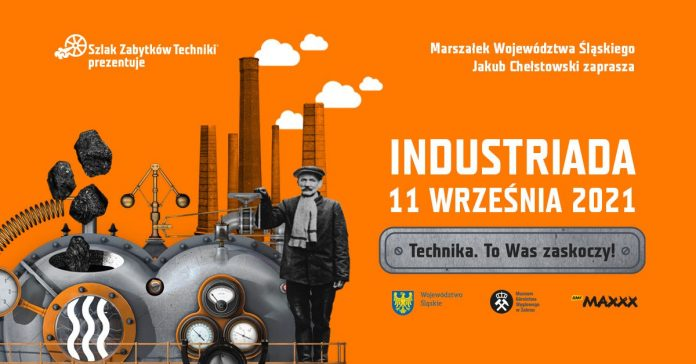 Industriada 2021 już w sobotę! Na mapie 25 miejscowości także Częstochowa i Żarki 3