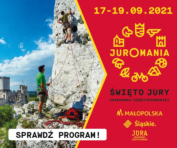 Juromania – Święto Jury Krakowsko-Częstochowskiej 1