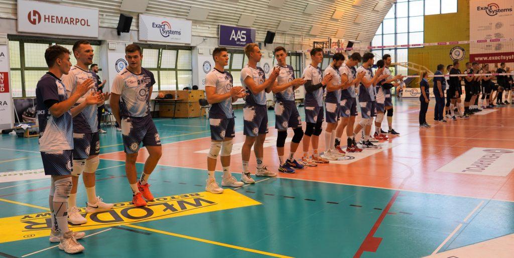 Exact Systems Norwid wygrał z Legią Warszawa i zagra o 1. miejsce w turnieju o Puchar zielona-energia.com 1