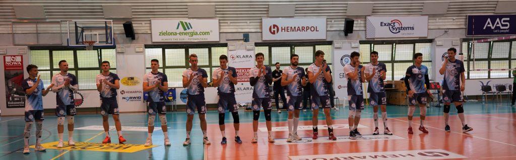 Exact Systems Norwid wygrał z Legią Warszawa i zagra o 1. miejsce w turnieju o Puchar zielona-energia.com 2