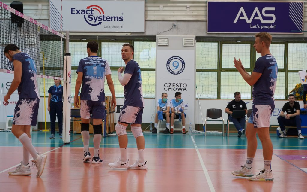 Exact Systems Norwid wygrał z Legią Warszawa i zagra o 1. miejsce w turnieju o Puchar zielona-energia.com 8