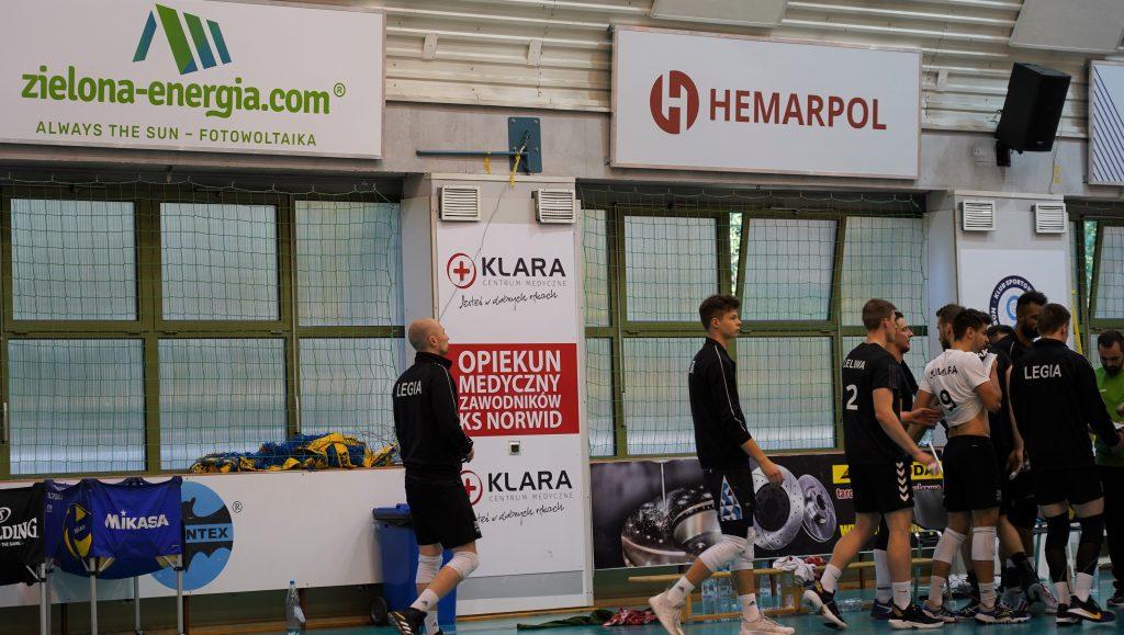 Exact Systems Norwid wygrał z Legią Warszawa i zagra o 1. miejsce w turnieju o Puchar zielona-energia.com 14