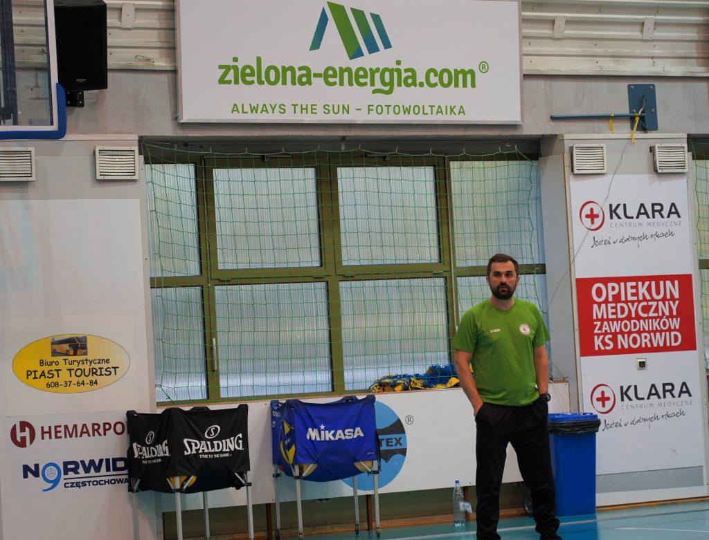 Exact Systems Norwid wygrał z Legią Warszawa i zagra o 1. miejsce w turnieju o Puchar zielona-energia.com 15