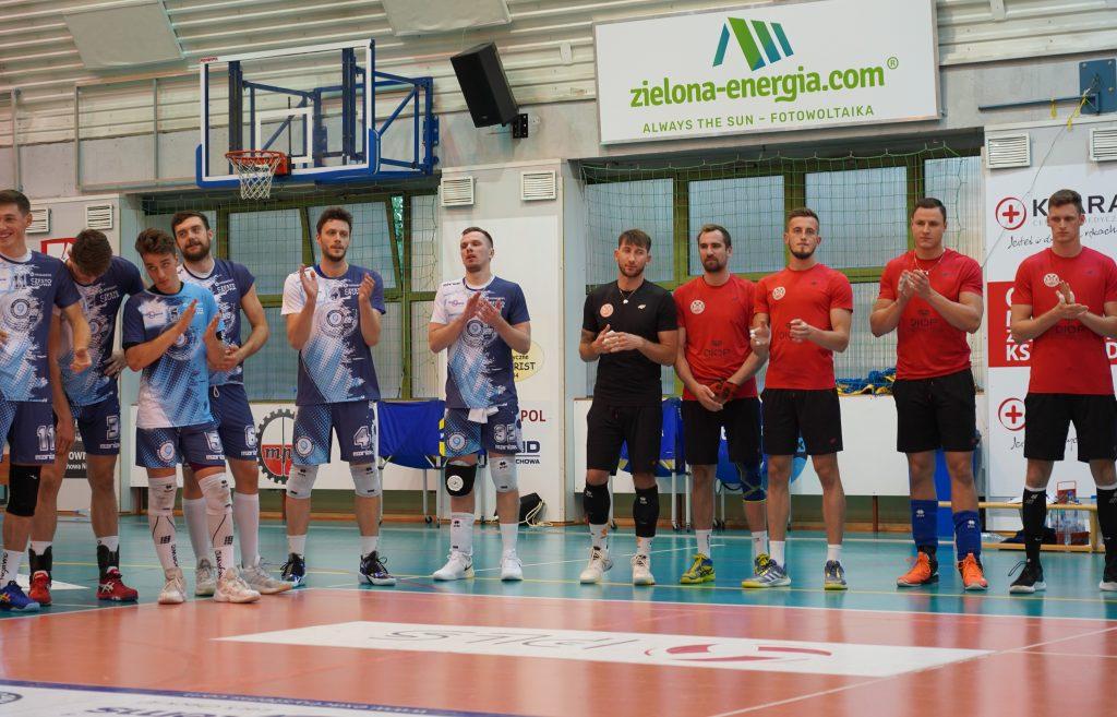 Exact Systems Norwid wygrał z Legią Warszawa i zagra o 1. miejsce w turnieju o Puchar zielona-energia.com 19