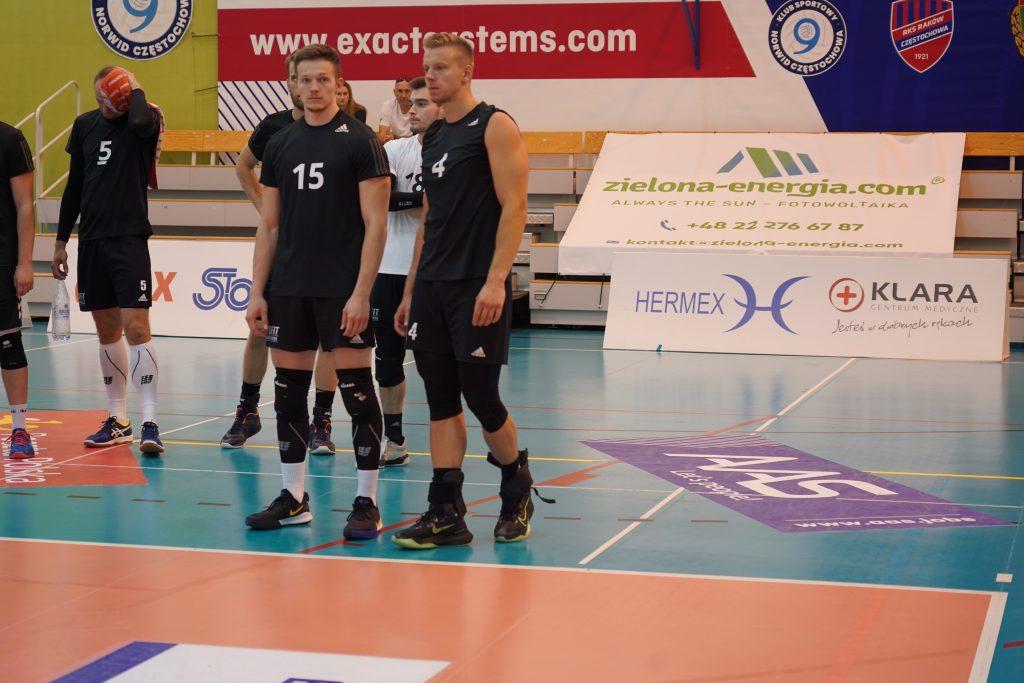 Exact Systems Norwid wygrał z Legią Warszawa i zagra o 1. miejsce w turnieju o Puchar zielona-energia.com 18