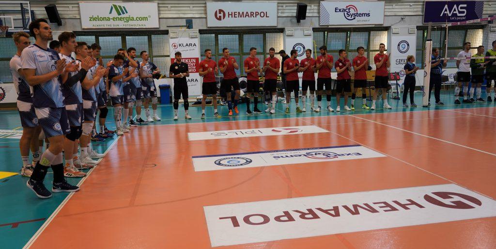 Exact Systems Norwid wygrał z Legią Warszawa i zagra o 1. miejsce w turnieju o Puchar zielona-energia.com 16