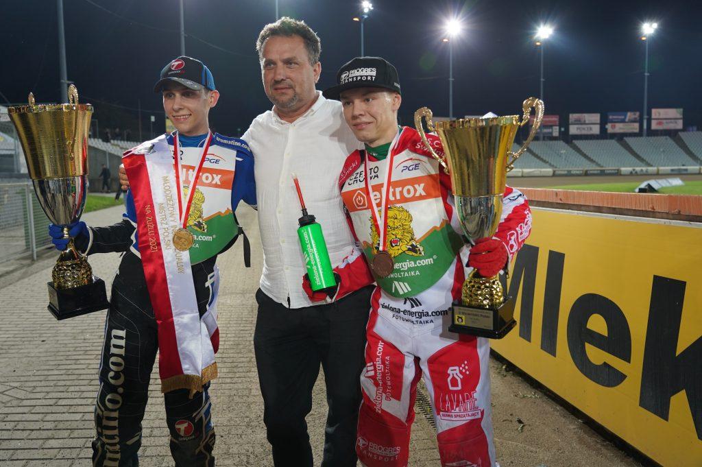 Mistrzem Polski juniorów 2021 został Jakub Miśkowiak. Z brązem Mateusz Świdnicki! 16