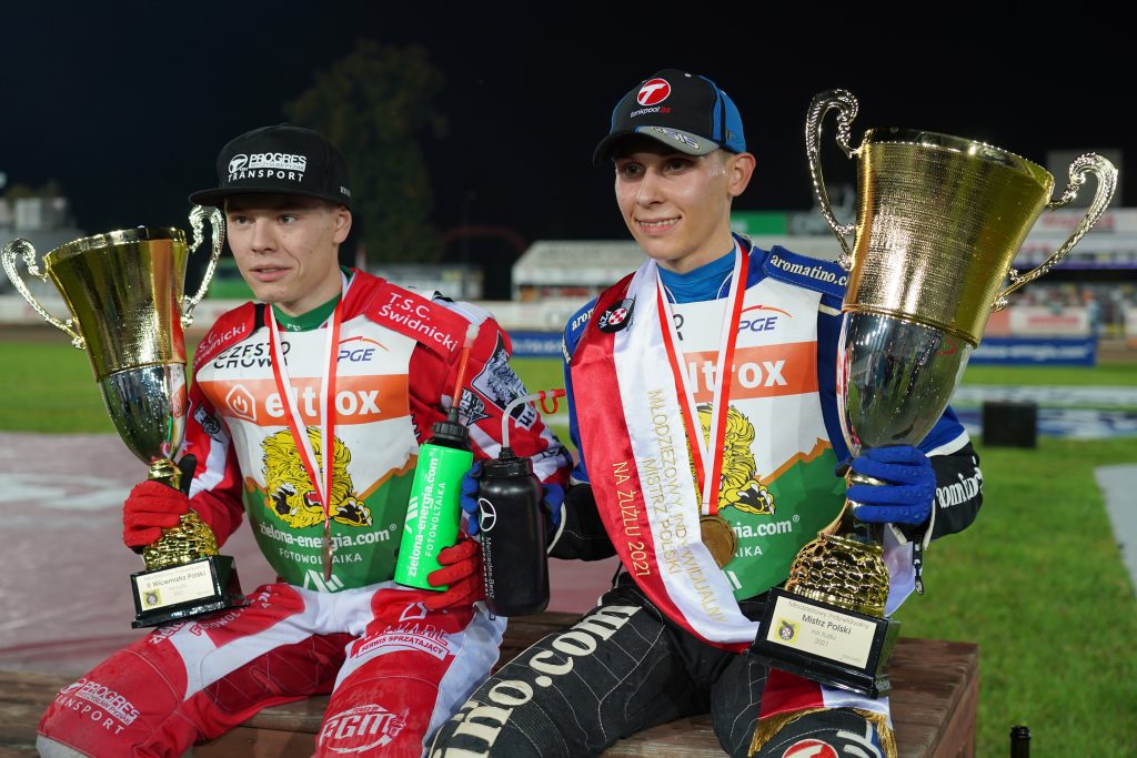 Mistrzem Polski juniorów 2021 został Jakub Miśkowiak. Z brązem Mateusz Świdnicki! 15