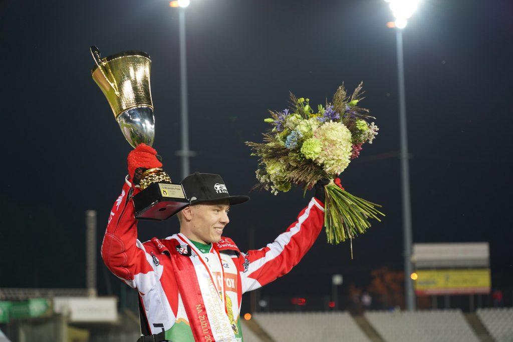 Mistrzem Polski juniorów 2021 został Jakub Miśkowiak. Z brązem Mateusz Świdnicki! 12