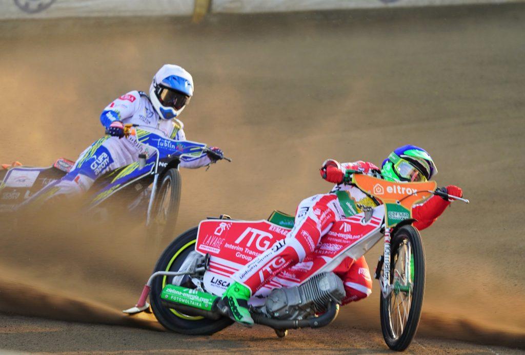Juniorzy Bocar Włókniarz wygrali w Lublinie i zmierzają po złoto DMPJ! 1