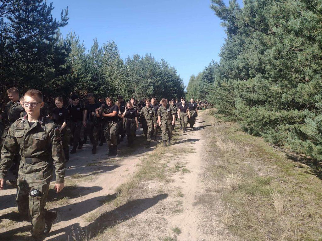 Marsz szlakiem 7 Dywizji Piechoty 1