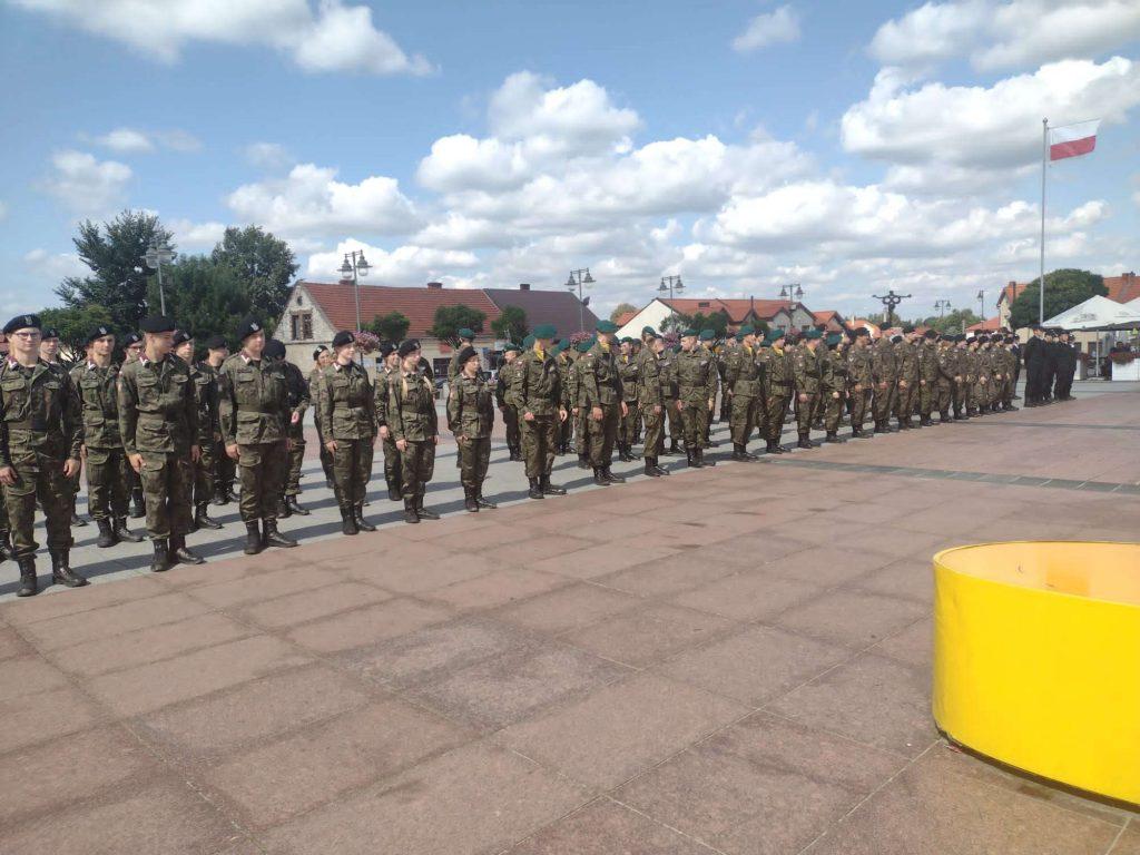 Marsz szlakiem 7 Dywizji Piechoty 2