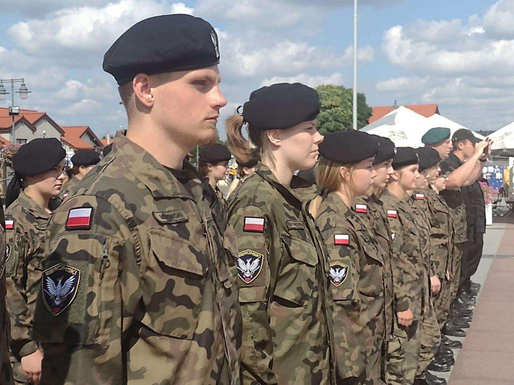 Marsz szlakiem 7 Dywizji Piechoty 4