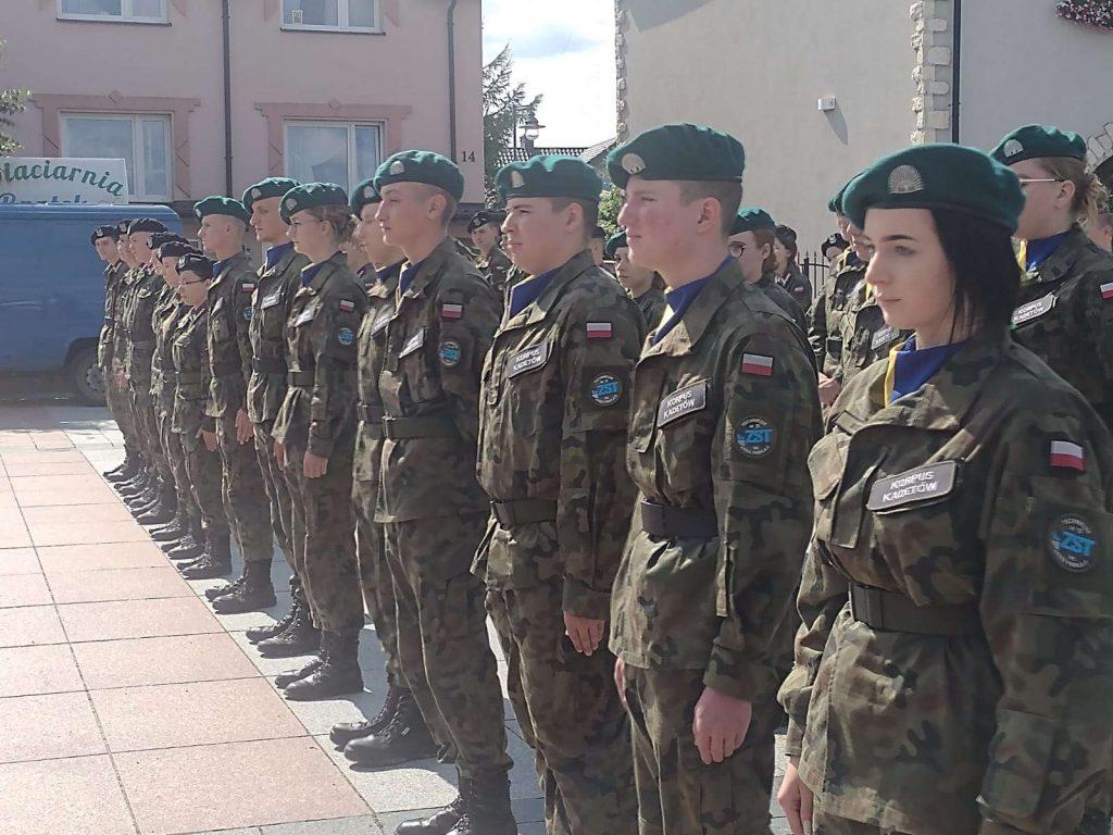 Marsz szlakiem 7 Dywizji Piechoty 6