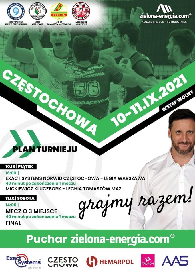 Exact Systems Norwid organizuje turniej otwarcia sezonu o Puchar zielona-energia.com 3