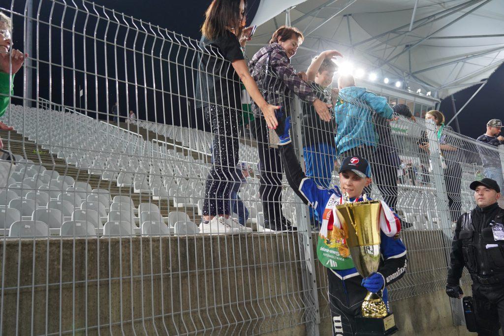 Pierwszy raz w historii Włókniarz ma dwóch zawodników na podium IMPJ [FOTORELACJA Z WRĘCZANIA MEDALI] 27