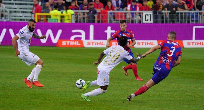 Raków mógł wygrać z Lechem Poznań, ale drużyny podzieliły się punktami... 16