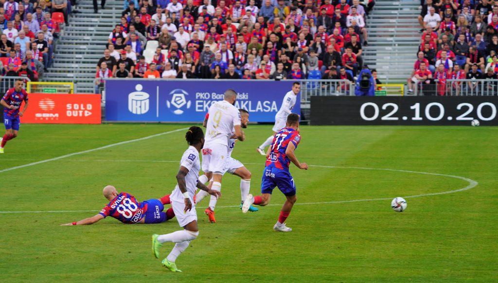 Raków mógł wygrać z Lechem Poznań, ale drużyny podzieliły się punktami... 3