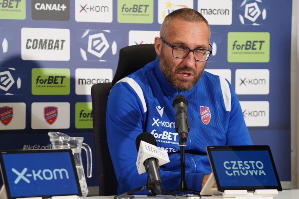 Raków mógł wygrać z Lechem Poznań, ale drużyny podzieliły się punktami... 14
