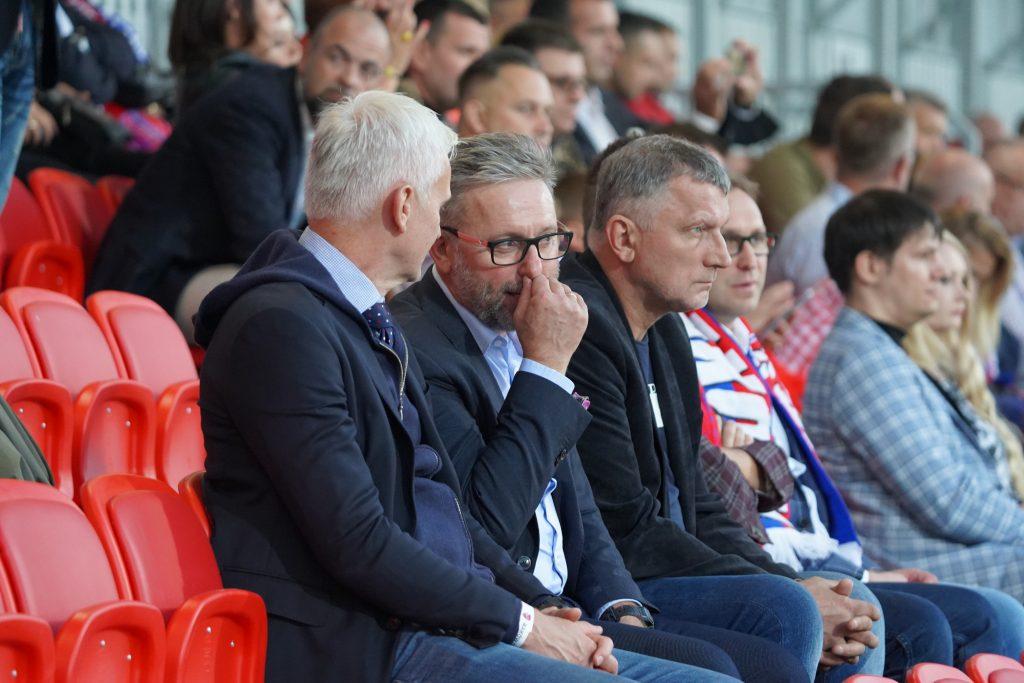 Grad bramek w jubileuszowym meczu Rakowa z MOL Fehervar FC na 100-lecie częstochowskiego klubu 4