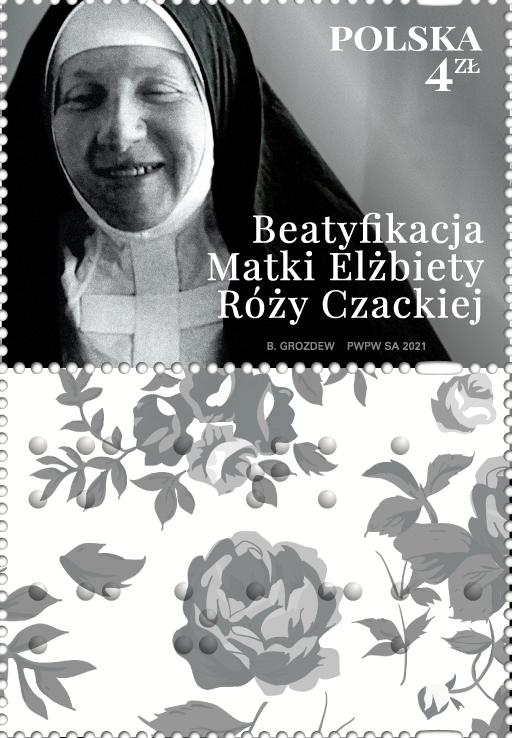 Poczta Polska wydała okolicznościowy znaczek z okazji beatyfikacji kardynała Stefan Wyszyńskiego 4