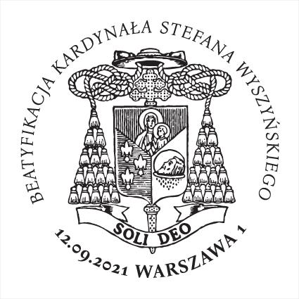 Poczta Polska wydała okolicznościowy znaczek z okazji beatyfikacji kardynała Stefan Wyszyńskiego 5