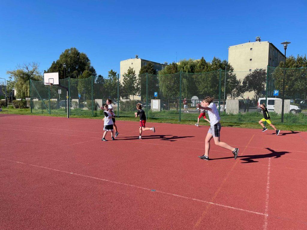 Narodowy Dzień Sportu w SP 31 1